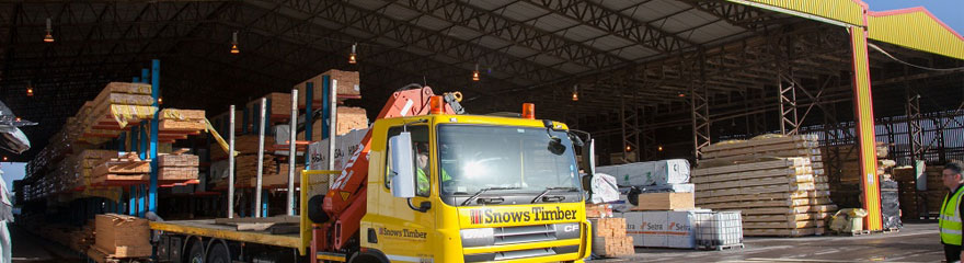Snows Timber Supplier Somerset